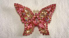 Butterfly Brooch