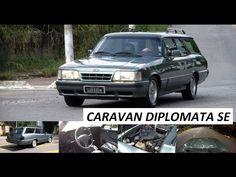Garagem do Bellote TV: Caravan Diplomata
