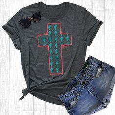 Cactus Cross