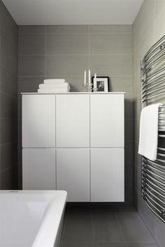 *** All-In Living inspires *** www. Stockholm, Storage Canisters, Blog Deco, Wet Rooms, Bathroom Inspiration, Bathroom Ideas, Interior And Exterior, Interior Ideas, Interior Design
