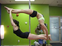 Please make pole dancing an Olympic sport