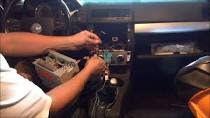 Car Word: Audio car installation