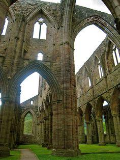 Tintern Abbey :)