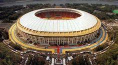 Luzhniki Stadium - Spartak Moscow, CSKA Moscow