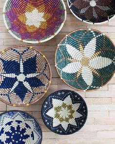The most beautiful baskets we've ever laid eyes on! Find them in New Arrivals (link in profile!)