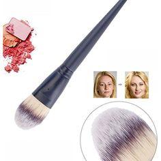 OVERMAL Makeup Brushes Powder Concealer Blush Liquid Foundation Makeup Brush *** For more information, visit image link. (This is an affiliate link) #BrushSets