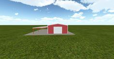 Cool 3D #marketing http://ift.tt/2zDEOaq #barn #workshop #greenhouse #garage #roofing #DIY