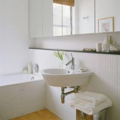 Optimise your space with these smart small bathroom ideas | Beige ...