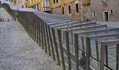 Rampas eléctricas en el centro antiguo / Roberto Ercilla + Miguel Angel Campo