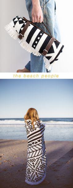 the beach people // jojotastic.com