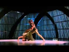▶ Amy and all star Travis So you think you can dance season 10 top 8 - YouTube