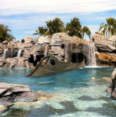 20,000 Leagues Under the Sea Submarine Voyage was an attraction at the Magic Kingdom theme park at Walt Disney World Resort from 1971 through 1994.