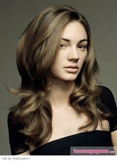 Long Layered Hair Style