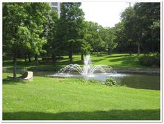 Turtle Creek winds it way through exclusive Highland Park down into the trendy Oak Lawn high rise area Dallas County, Oak Lawn, Park City, Preston, Fountain, Turtle, Golf Courses, Mansions, Outdoor Decor