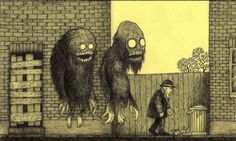 John Kenn - Post It Monsters - The WIRE magazine and more