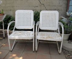 1000 Images About Motel Chairs Some Are Mine And Some Are Not Yet On Pi