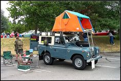 Land Rover Series IIA 88 by smenzel, via Flickr