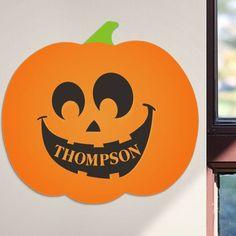 Pumpkin Halloween Sign - Just Becuzz Inc.