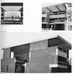 Parekh House, Charles Correa