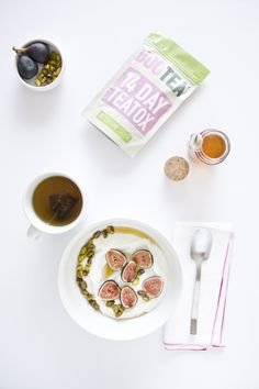 Start your healthy morning with an easy-peasy Teatox from BooTea!