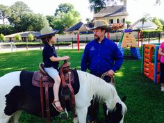 Have you introduced a child to a pony yet today?