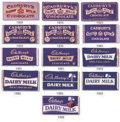 Cadbury Dairy Milk The Dieline Packaging Branding Design Packaging Of Cadbury Dairy Milk - Mkkr Design Milk Packaging, Vintage Packaging, Chocolate Packaging, Packaging Design, Chocolate Wrapper, Coffee Packaging, Bottle Packaging, Pretty Packaging, Brand Packaging