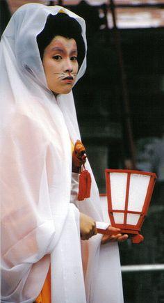 Kitsune Wedding  foxy lady (niigata) by xthylacine, via Flickr