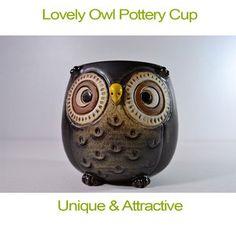 Ceramic OWL Cup