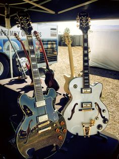 Epiphone mirror and vintage series
