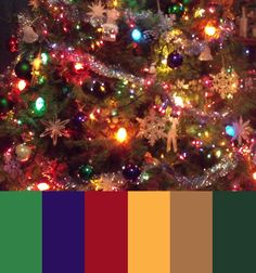 2014 December - Tag Color Challenge with ApriltheScrapaholic  Come join in my challenge and make a tag using these colors from my christmas tree!  Have fun and get a free prize for posting a layout in our Wilma4Ever forum.