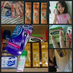 These are the goodies I received from @influenster complimentary for testing purposes. You can find some of my latest reviews on my blog. It is linked in my bio. All opinions are my own.  @gillettevenus #ChooseToSmooth @cutexus #SoCutex #HealthyNails @nymbrands #NYMCleanFreak @qtips #Qtips @sheamoisture4u #SheaMoisture #abetterwaytobeautiful #winterskin #influenster #voxbox #influenstervoxbox #glamvoxbox #fallendroplet #review #reviewbyfallendroplet #beauty #skincare #nailpolish…