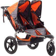 Bob Strollers Revolution Se Duallie Stroller Orange