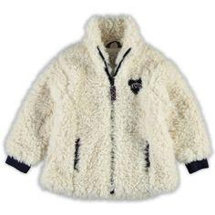 Noppies Jas   Wintercollectie 2015   www.kleertjes.com #kinderkleding #babykleding #kids #fashion #fake #fur #trends #nepbont #imitatiebont
