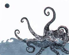 Octopus+by+Hel-gi.deviantart.com+on+@deviantART