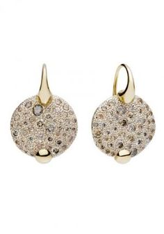 Pomellato Gold Sabbia Earrings at Oster Jewelers