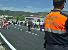 El voluntariado de Protección Civil de la Diputación prestará 26 servicios en 13 municipios en eventos durante el mes de agosto
