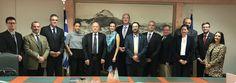Τετ α τετ Παπαδημητρίου με εκπροσώπους του Υπ. Εμπορίου των ΗΠΑ: Με εκπροσώπους της αμερικανικής επιχειρηματικής αποστολής Trade Winds…