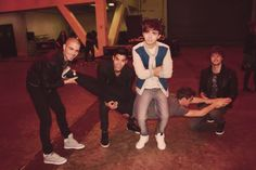 I don't know. The Wanted