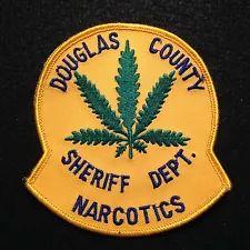 Georgia - Douglas County Sheriff Department Narcotics Patch