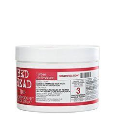 thumb TIGI Bed Head Urban Anti+Dotes #3 Resurrection Treatment Mask - Máscara de Tratamento 200g
