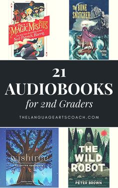 21 Audiobooks for Graders – The Language Arts Coach Audio Books For Kids, Childrens Books, Good Books, Books To Read, My Books, Homeschool Books, Homeschooling, Books On Tape, Best Audiobooks