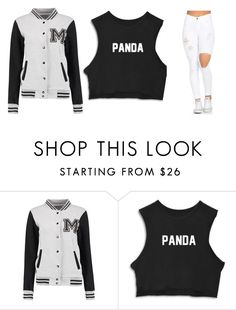 """""""Sin título #37"""" by andy-alesal on Polyvore featuring moda"""