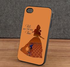 Belle Quote Beauty The Beast Disney  Design for iPhone 4/4s, iPhone 5/5s/5c, Samsung Galaxy S3/S4 Case on Etsy, $14.90