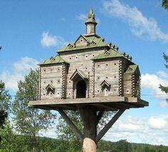 Bird House Design - HAYNES ARCHITECTure