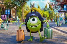 Pixar dévoile la bande-annonce officielle de Monstres Academy