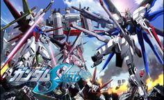 Nonton Gundam Seed subtitle indonesia.