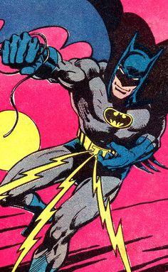 BATMAN by Jim Aparo (1984)