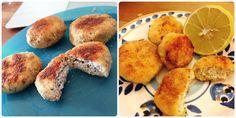 receta de nuggets de pollo y quinoa al horno