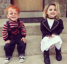 Haha cute. My kids were this last Halloween.