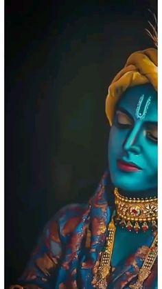 Radha Krishna Songs, Krishna Flute, Radha Krishna Love Quotes, Cute Krishna, Radha Krishna Pictures, Lord Krishna Images, Krishna Photos, Shree Krishna, Krishna Art